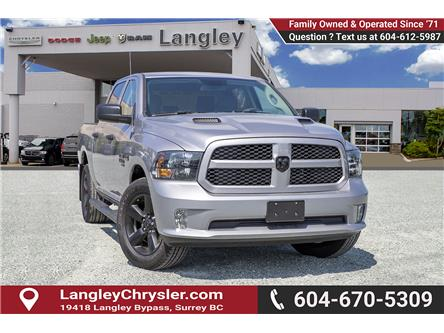 2019 RAM 1500 Classic ST (Stk: K638342) in Surrey - Image 1 of 27