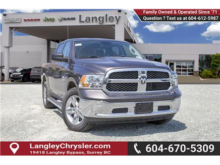 2019 RAM 1500 Classic ST (Stk: K615123) in Surrey - Image 1 of 27