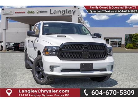 2019 RAM 1500 Classic ST (Stk: K671268) in Surrey - Image 1 of 27