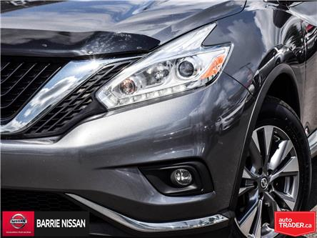 2016 Nissan Murano SV (Stk: 19500A) in Barrie - Image 2 of 26