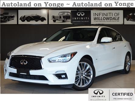 2018 Infiniti Q50  (Stk: AUTOLAND-H7947A) in Thornhill - Image 1 of 32