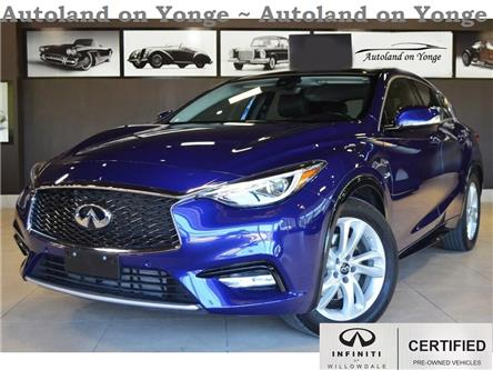 2017 Infiniti QX30  (Stk: AUTOLAND-H7366A) in Thornhill - Image 1 of 31