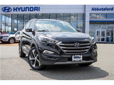 2017 Hyundai Tucson Ultimate (Stk: KT914747A) in Abbotsford - Image 1 of 28