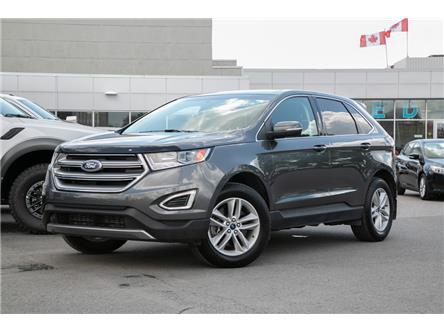 2017 Ford Edge SEL (Stk: 1916681) in Ottawa - Image 1 of 30