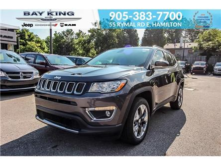 2019 Jeep Compass Limited (Stk: 197647) in Hamilton - Image 1 of 24