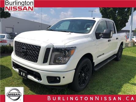 2019 Nissan Titan SV Midnight Edition (Stk: Y4053) in Burlington - Image 1 of 5