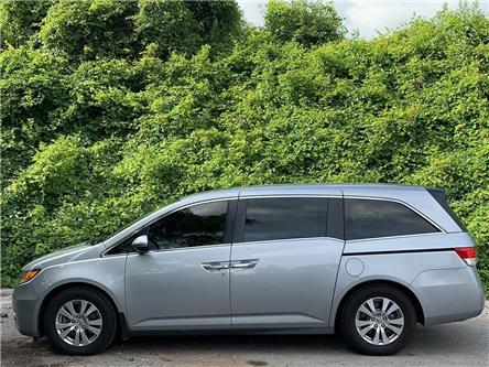2017 Honda Odyssey EX-L (Stk: J0258A) in London - Image 1 of 21