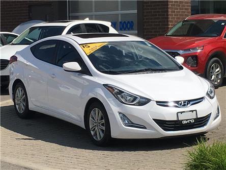2015 Hyundai Elantra Sport Appearance (Stk: H4595) in Toronto - Image 2 of 28