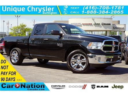 2019 RAM 1500 Classic SXT PLUS| 20in WHEELS| BLUETOOTH| REAR CAM (Stk: K458L) in Burlington - Image 1 of 43