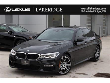 2018 BMW 540d xDrive (Stk: L19046A) in Toronto - Image 1 of 32