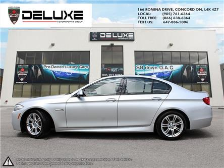 2013 BMW 528i xDrive (Stk: D0620) in Concord - Image 2 of 25