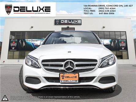 2015 Mercedes-Benz C-Class Base (Stk: D0622) in Concord - Image 2 of 26