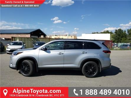 2019 Toyota Highlander XLE AWD SE Package (Stk: S599133) in Cranbrook - Image 2 of 24