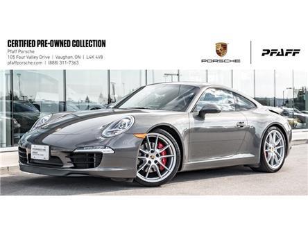 2015 Porsche 911 Carrera S Coupe (991) w/ PDK (Stk: U8049) in Vaughan - Image 1 of 22