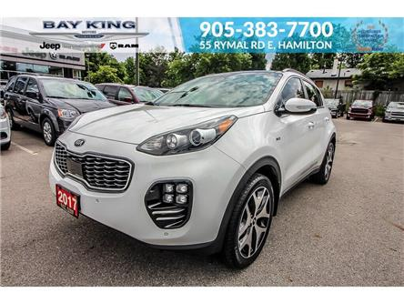 2017 Kia Sportage SX Turbo (Stk: 197217A) in Hamilton - Image 1 of 23