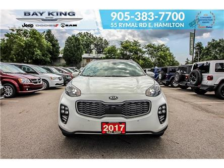 2017 Kia Sportage SX Turbo (Stk: 197217A) in Hamilton - Image 2 of 23