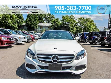 2015 Mercedes-Benz C-Class Base (Stk: 6887A) in Hamilton - Image 2 of 25