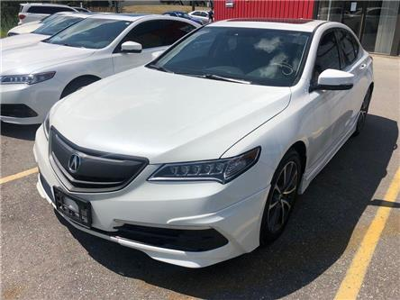 2015 Acura TLX Tech (Stk: 801687) in Vaughan - Image 1 of 5