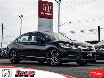 2017 Honda Accord Sport (Stk: 9A183A) in Hamilton - Image 1 of 22