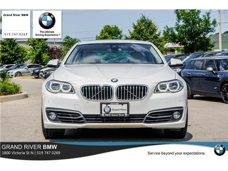 2015 BMW 535i xDrive (Stk: PW4958) in Kitchener - Image 2 of 22