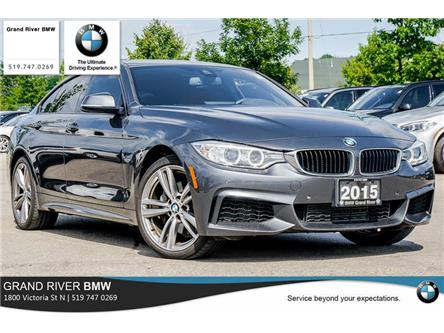 2015 BMW 435i xDrive Gran Coupe (Stk: PW4960) in Kitchener - Image 1 of 22