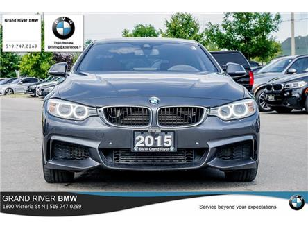 2015 BMW 435i xDrive Gran Coupe (Stk: PW4960) in Kitchener - Image 2 of 22