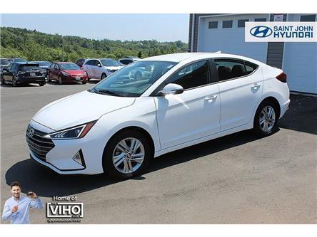 2019 Hyundai Elantra  (Stk: U2245) in Saint John - Image 2 of 19