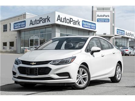 2018 Chevrolet Cruze LT Auto (Stk: ) in Mississauga - Image 1 of 20