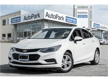 2018 Chevrolet Cruze LT Auto (Stk: APR3538) in Mississauga - Image 1 of 20