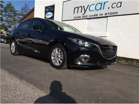 2015 Mazda Mazda3 Sport GS (Stk: 191120) in Kingston - Image 1 of 21