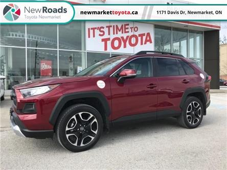 2019 Toyota RAV4 Trail (Stk: 34557) in Newmarket - Image 1 of 19