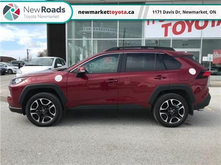 2019 Toyota RAV4 Trail (Stk: 34557) in Newmarket - Image 2 of 19
