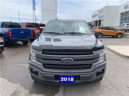 2018 Ford F-150  (Stk: T9296A) in St. Thomas - Image 2 of 30