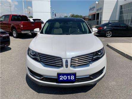 2018 Lincoln MKX Reserve (Stk: T9454A) in St. Thomas - Image 2 of 28