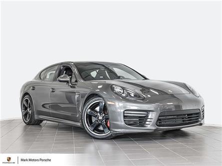 2014 Porsche Panamera GTS (Stk: 62907A) in Ottawa - Image 1 of 18