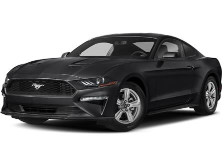 2019 Ford Mustang EcoBoost (Stk: MB008) in Sault Ste. Marie - Image 1 of 10