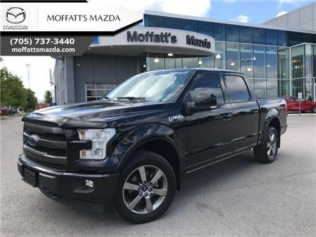 2017 Ford F-150 Lariat (Stk: 27719) in Barrie - Image 1 of 30