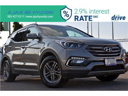 2018 Hyundai Santa Fe Sport 2.4 Luxury (Stk: P4777R) in Ajax - Image 1 of 37