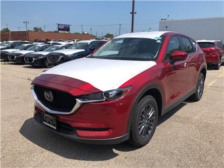 2019 Mazda CX-5 GS (Stk: SN1429) in Hamilton - Image 1 of 15