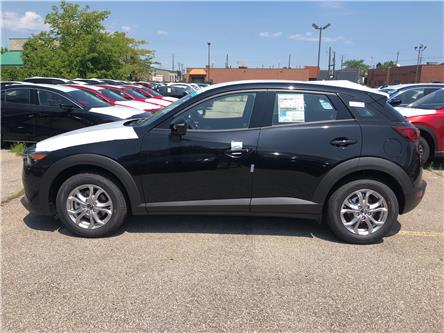2019 Mazda CX-3 GS (Stk: SN1437) in Hamilton - Image 2 of 15