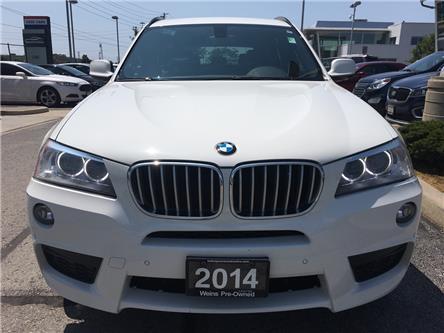 2014 BMW X3 xDrive28i (Stk: 1760W) in Oakville - Image 2 of 31