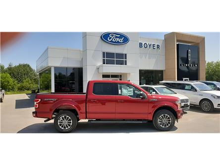 2019 Ford F-150 XLT (Stk: F1345) in Bobcaygeon - Image 1 of 21