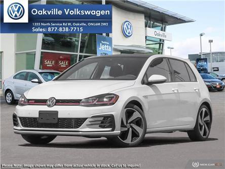 2019 Volkswagen Golf GTI 5-Door Autobahn (Stk: 21542) in Oakville - Image 1 of 32