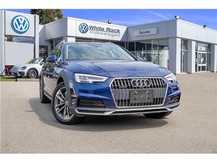 2018 Audi A4 allroad 2.0T Technik (Stk: VW0907) in Vancouver - Image 1 of 30