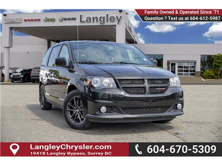 2017 Dodge Grand Caravan CVP/SXT (Stk: EE910210) in Surrey - Image 1 of 24