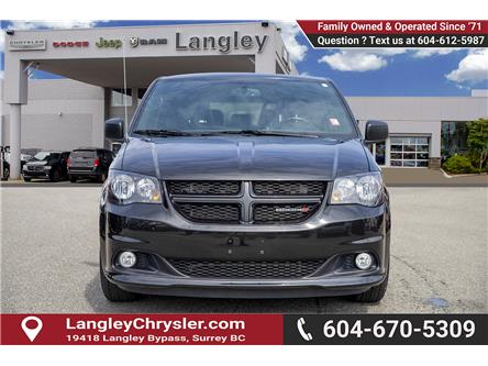 2017 Dodge Grand Caravan CVP/SXT (Stk: EE910210) in Surrey - Image 2 of 24