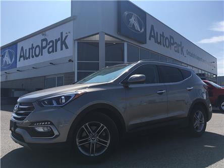 2018 Hyundai Santa Fe Sport 2.4 Luxury (Stk: 18-79086RJB) in Barrie - Image 1 of 30