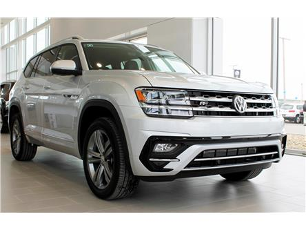 2019 Volkswagen Atlas 3.6 FSI Highline (Stk: 69382) in Saskatoon - Image 1 of 27