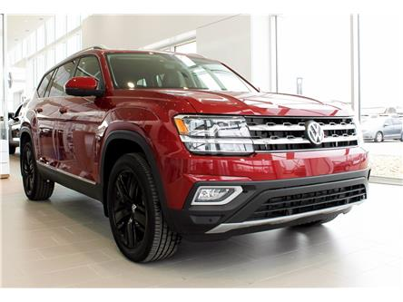 2019 Volkswagen Atlas 3.6 FSI Highline (Stk: 69182) in Saskatoon - Image 1 of 22