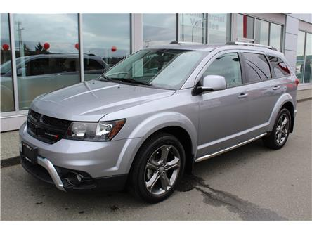 2017 Dodge Journey Crossroad (Stk: P0203) in Nanaimo - Image 1 of 9